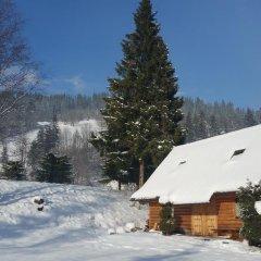 Отель Camping Harenda Pokoje Gościnne i Domki Бунгало фото 5