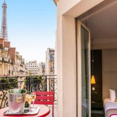 Отель Le Derby Alma балкон