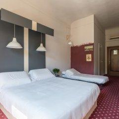 Отель Florence DomeHotel 3* Стандартный номер с различными типами кроватей фото 4