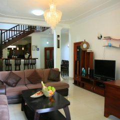 Отель Namo Villa Шри-Ланка, Бентота - отзывы, цены и фото номеров - забронировать отель Namo Villa онлайн комната для гостей фото 3