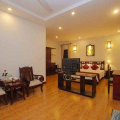 Отель Hoi An Garden Villas 3* Люкс с различными типами кроватей фото 3