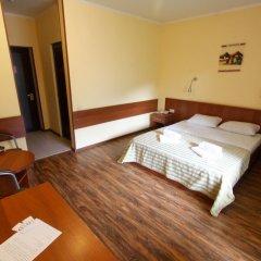 Мини-отель Тукан Стандартный номер с двуспальной кроватью фото 4
