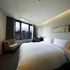 Отель Ramada Encore Seoul Magok 3* Стандартный номер с различными типами кроватей фото 4