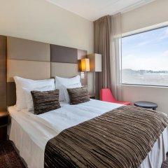 Clarion Hotel & Congress Trondheim 4* Стандартный номер с двуспальной кроватью фото 3
