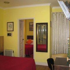 Отель Residencial Faria Guimarães Номер Эконом разные типы кроватей фото 6