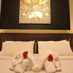 Отель Lotus Paradise Resort Таиланд, Остров Тау - отзывы, цены и фото номеров - забронировать отель Lotus Paradise Resort онлайн комната для гостей фото 5