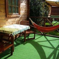 Гостиница Eco-camping Valterra балкон