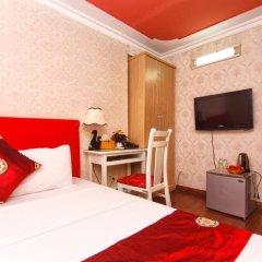 Отель Hanoi Central Homestay 3* Улучшенный номер фото 3