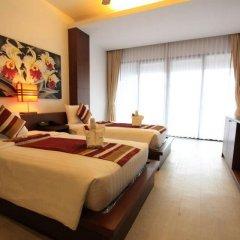 Отель Ramada by Wyndham Aonang Krabi 4* Улучшенный номер с различными типами кроватей фото 3