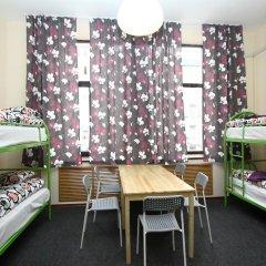 Хостел Nomads GH Кровать в общем номере с двухъярусной кроватью фото 20