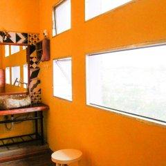 Gaia Hostel Кровать в общем номере