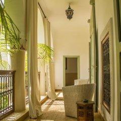 Отель Riad Majala Марокко, Марракеш - отзывы, цены и фото номеров - забронировать отель Riad Majala онлайн балкон