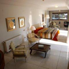 Отель Danai Beach Resort Villas 5* Вилла с различными типами кроватей фото 6