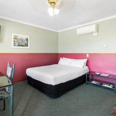 Отель Prince Motor Lodge 3* Студия с различными типами кроватей фото 13