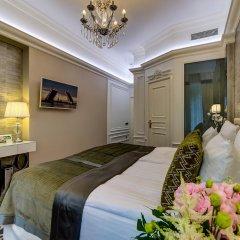 Бутик-Отель Золотой Треугольник 4* Стандартный номер с двуспальной кроватью фото 17