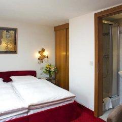 Отель Bergers Sporthotel 4* Стандартный номер с двуспальной кроватью фото 8