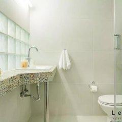 Апартаменты Lekka 10 Apartments ванная фото 2
