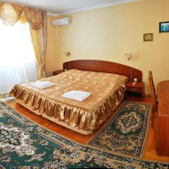 Гостиница Пансионат Золотая линия 3* Полулюкс с различными типами кроватей фото 14