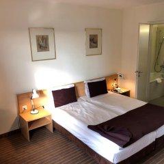 Olympia Hotel Zurich 3* Стандартный номер с двуспальной кроватью