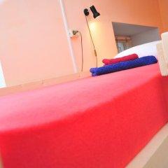 Vega Hostel Кровать в общем номере с двухъярусной кроватью фото 2