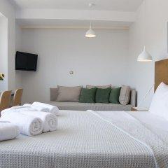 Отель A for Athens 3* Стандартный номер с двуспальной кроватью
