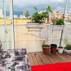 Vila Ada Hotel балкон