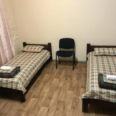 Fox Hostel Кровать в женском общем номере с двухъярусной кроватью фото 4