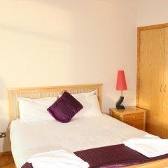 Отель Glasgow Lofts Апартаменты с различными типами кроватей фото 2