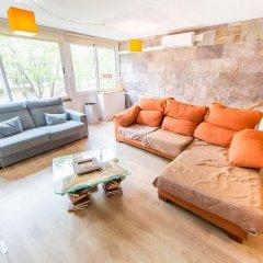 Отель Cuana Испания, Курорт Росес - отзывы, цены и фото номеров - забронировать отель Cuana онлайн комната для гостей фото 16