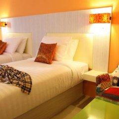 Отель Prom Ratchada Residence Таиланд, Бангкок - отзывы, цены и фото номеров - забронировать отель Prom Ratchada Residence онлайн комната для гостей фото 10