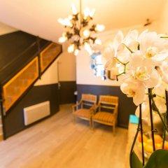 Апартаменты Apartment Boulogne Булонь-Бийанкур комната для гостей