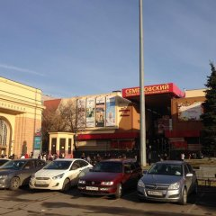 123 Hostel Москва парковка