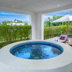Отель Villas In Pattaya 5* Стандартный номер с различными типами кроватей фото 26