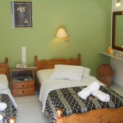 Отель Palladion Греция, Остров Санторини - отзывы, цены и фото номеров - забронировать отель Palladion онлайн комната для гостей фото 3