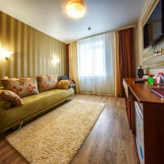 Гостиница Аврора 3* Люкс с разными типами кроватей фото 2