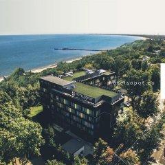 Hotel Sopot пляж