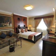 Sunflower Hotel & Spa 3* Улучшенный номер с различными типами кроватей