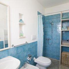 Отель Villa Le Terrazze Гальяно дель Капо ванная
