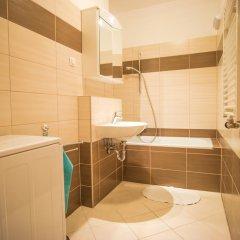 Апартаменты Corvin Apartment Budapest ванная фото 4