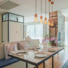 A-One The Royal Cruise Hotel Pattaya 4* Люкс с различными типами кроватей фото 7