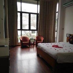Hanoi Little Center Hotel 3* Стандартный номер двуспальная кровать фото 2