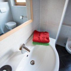 Отель Thomashof Горнолыжный курорт Ортлер ванная