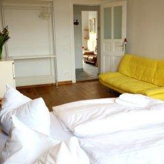 Апартаменты Brilliant Apartments Berlin комната для гостей