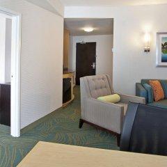 Отель Springhill Suites Minneapolis-St Paul Airpt/Mall Of America 3* Люкс фото 5