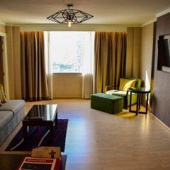 Отель Ramada Plaza by Wyndham Bangkok Menam Riverside 5* Номер Делюкс с двуспальной кроватью фото 3