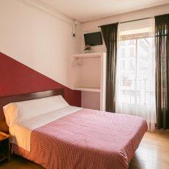 Отель Hostal La Casa de La Plaza Стандартный номер с двуспальной кроватью (общая ванная комната) фото 2