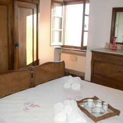 Отель Chalet Villa Ornella Генуя в номере фото 2