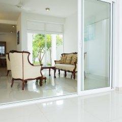 Отель Serendib Villa Шри-Ланка, Анурадхапура - отзывы, цены и фото номеров - забронировать отель Serendib Villa онлайн балкон