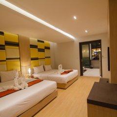 Отель Platinum Патонг комната для гостей фото 5