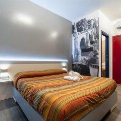 Отель Il Rosso e il Blu 3* Стандартный номер с различными типами кроватей фото 25
